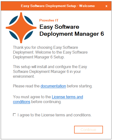 easy-software-deployment